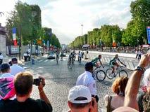 1 de法国浏览 库存图片