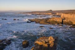 1 de oro kust Fotografering för Bildbyråer