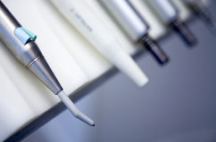 1 dentysty narzędzi Obrazy Stock