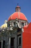1 df mexico Fotografering för Bildbyråer