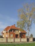 1 dom Zdjęcie Stock