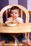 1 drottningspagetti Royaltyfri Foto