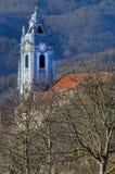1 duernstein修道院没有 图库摄影