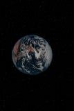 1 earth Στοκ φωτογραφίες με δικαίωμα ελεύθερης χρήσης