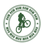 (1) emblemata ekstremum sporty Obraz Stock