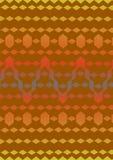 1.Embroidery een kant. royalty-vrije illustratie