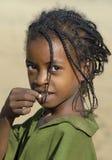 1 ethiopia folk Arkivfoton
