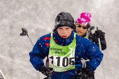 1 för derby för 2011 kurs stowe för kortslutning race Royaltyfria Bilder