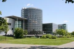 1 fabryka samochodów Obrazy Stock