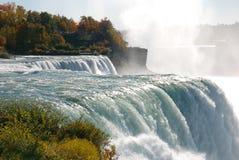 1 falls niagara Royaltyfria Bilder