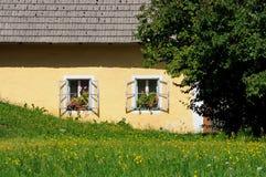 1 farmhouse αριθ. Στοκ φωτογραφία με δικαίωμα ελεύθερης χρήσης