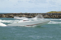1 fartygcigarettrace Royaltyfri Bild
