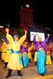 1 festival malaysia för 2011 färger Arkivbilder