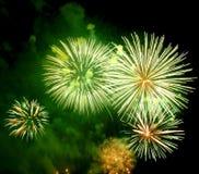 1 fireworks Στοκ Εικόνα