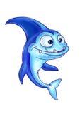 1 fisk stock illustrationer