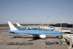 1 flygplats schiphol Royaltyfri Bild
