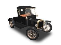 1 ford model t Arkivfoton