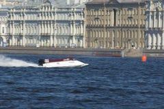 (1) formuły gp Russia woda Zdjęcie Royalty Free