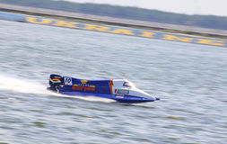 (1) formuły grandpr h2o powerboat Zdjęcia Stock
