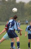 1 fotboll Royaltyfria Foton