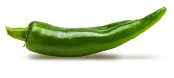 Free 1 Fresh Green Chilli Pepper. Royalty Free Stock Photos - 152960688