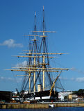1 frigatejylland Arkivbilder