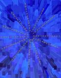 1 futuristc данных Стоковая Фотография