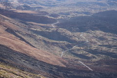 (1) góra Zdjęcie Royalty Free
