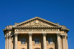(1) górska chata Versailles Obrazy Stock