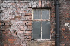 1 gammala fönster Royaltyfri Fotografi