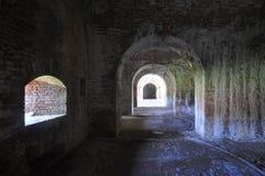 1 gammala fort Royaltyfri Fotografi