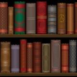 1 gammala modell för bok Arkivbild