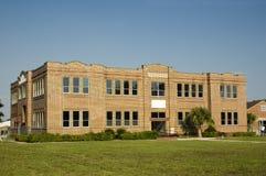1 gammala skola Arkivfoto