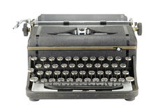 1 gammala skrivmaskin Royaltyfria Foton