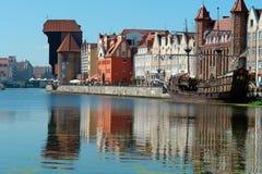 1 gdansk Стоковые Изображения