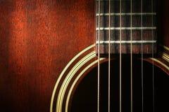 1 gitarr royaltyfri fotografi