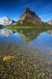 1 glaciär många Royaltyfri Fotografi