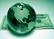 1 globala ekonomi royaltyfria bilder