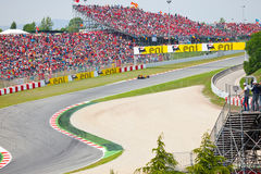 1 Grand Prix τύπου bolide ενέργειας Στοκ Εικόνα