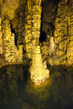 1 grottazeus Royaltyfri Bild