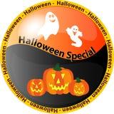(1) guzika Halloween dodatek specjalny Zdjęcie Stock