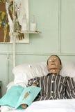 1 hôpital de poupée Image libre de droits