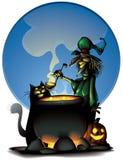 (1) Halloween Obraz Stock