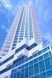 1 highrise Zdjęcie Stock
