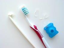 1 higiena jamy ustnej Fotografia Royalty Free