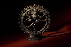 1 hinduiska gud Arkivbilder