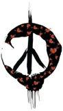 1 hippie Στοκ φωτογραφία με δικαίωμα ελεύθερης χρήσης