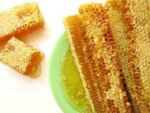 1 honung Royaltyfria Bilder