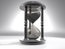 1 hourglass Ilustracja Wektor