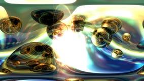 1 hypnagogian vision Arkivbild